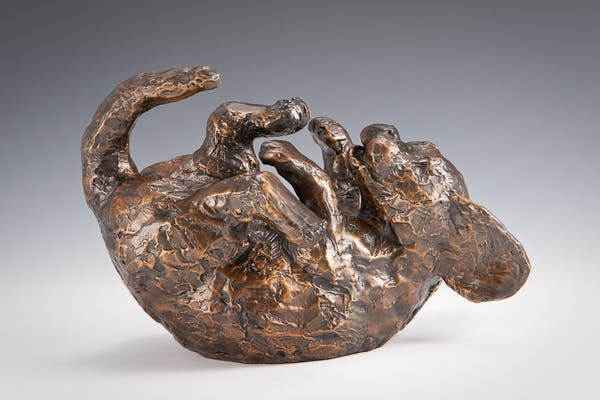 Sculpture by Barbara French Duzan
