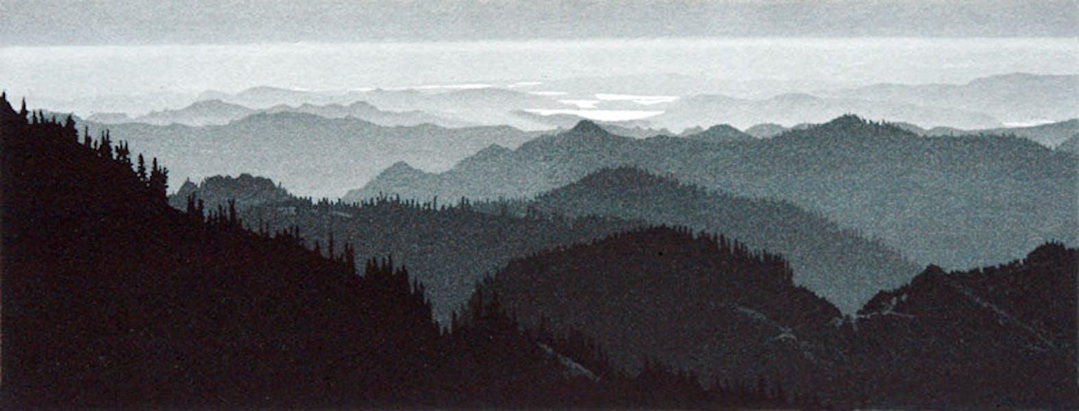 Print by Stephen McMillan