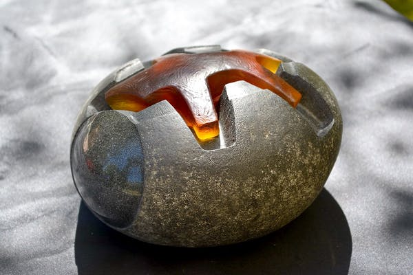 View Sculptures by Tom Small