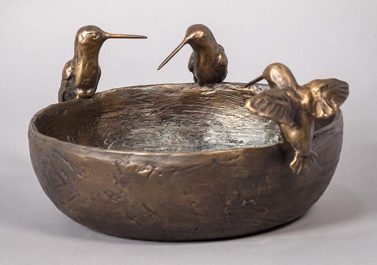 Sculpture by Barbara French Duzan - Bronze