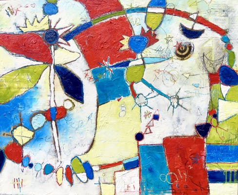 View Paintings by Caroline James