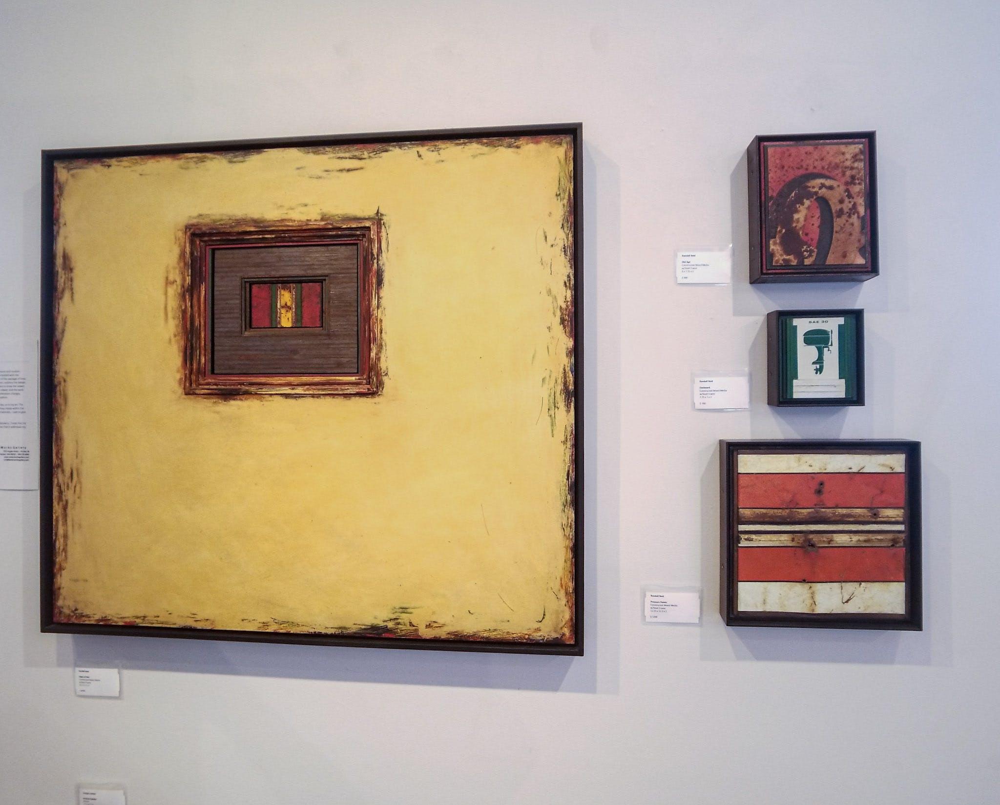 View Paintings by Randall Reid