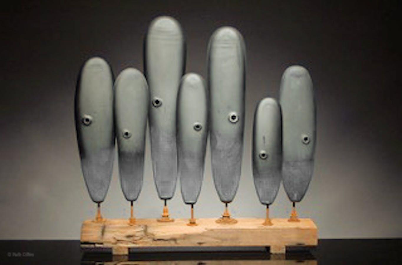 Sculpture by Allison Ciancibelli & Jeremy Newman