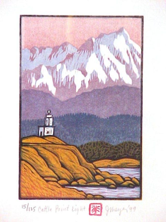 Print by Jim Meyer