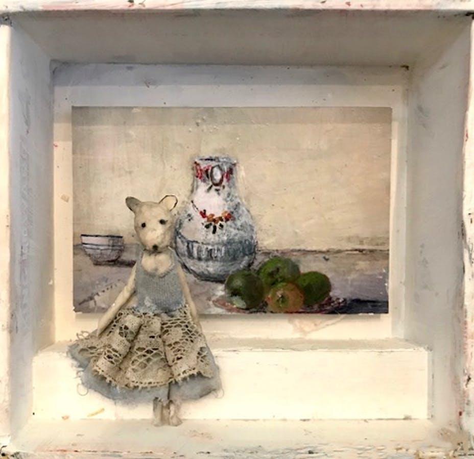 Sculpture by Virginia McCracken