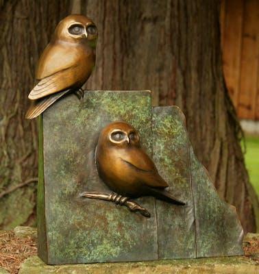 Owls on Wall