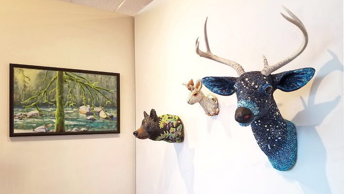 View Sculptures by Barbara French Duzan Beaded - Works