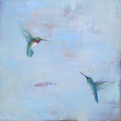 View Paintings by Karen Benson