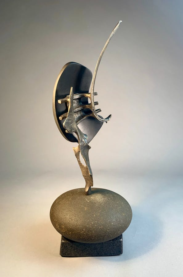 Sculpture by Tom Small